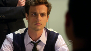 Matthew Gray Gubler as Spencer Reid